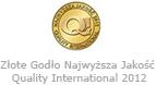 Złote Godło Najwyższa Jakość 2012