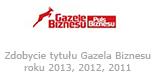 Gazela biznesu roku 2013, 2012 i 2011