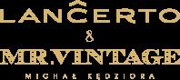 Lancerto Mr. Vintage Logo