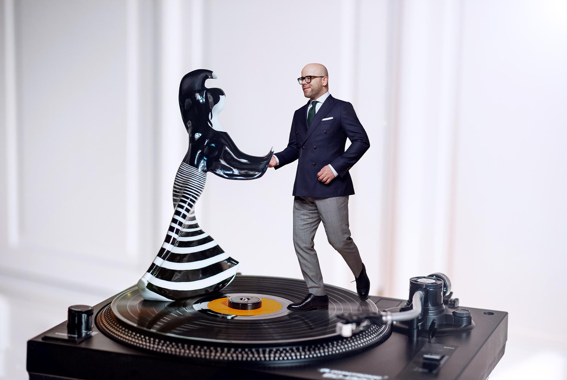 Mr.Vintage taniec